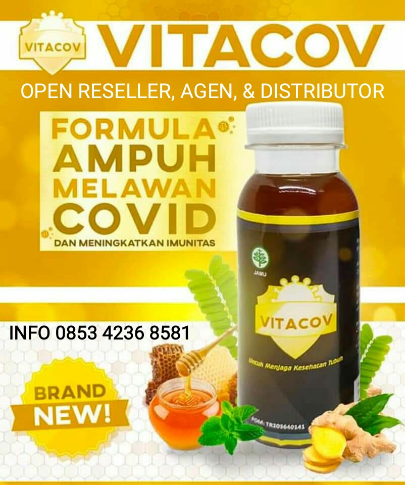 Obat Corona Vitacov